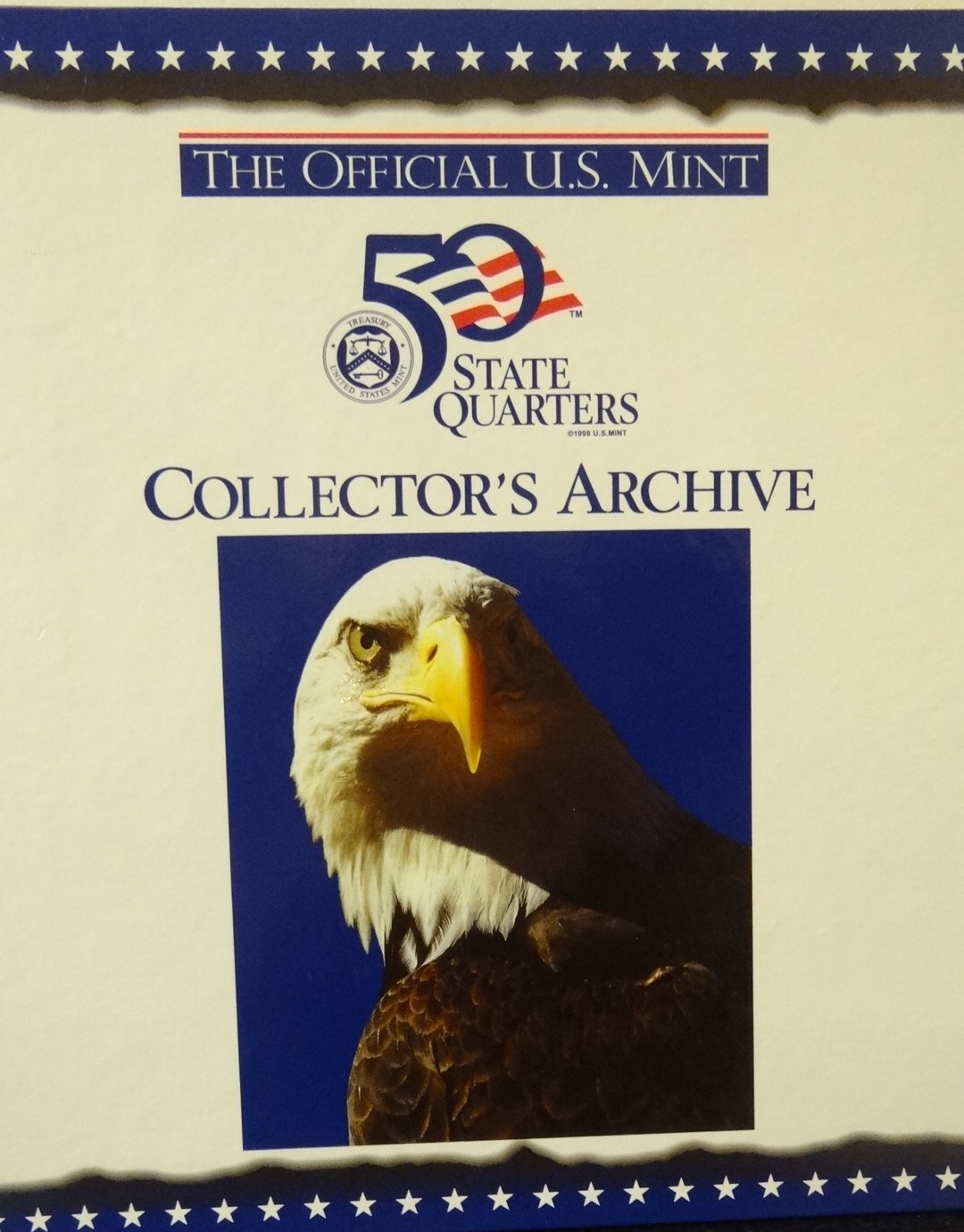The American  issue souvenir coins